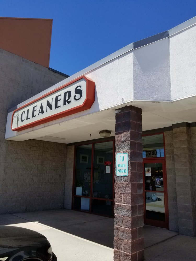 Dry Cleaners Frontage 2