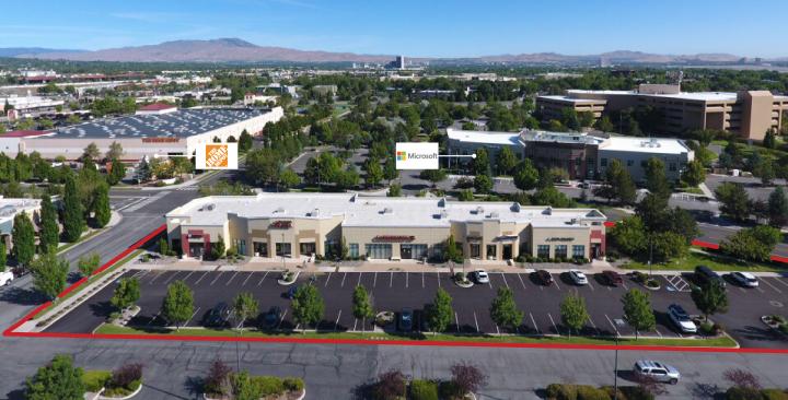 Sierra Town Center Picture 2